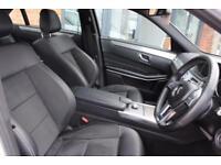 Mercedes E220 CDI AMG SPORT-SAT NAV-DIAMOND WHITE PEARL