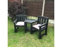 Garden love ❤️ chair