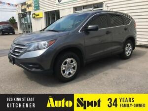 2014 Honda CR-V LX/BACKUP CAMERA-NAVIGATION!