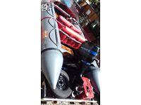 Avon 400 sportsboat mint