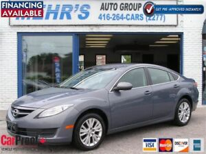 2010 Mazda Mazda6 GS Loaded Well Maintained