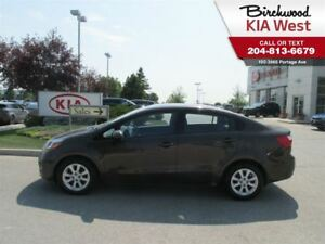 2013 Kia Rio LX Plus **HEATED SEATS/ BLUETOOTH/ CRUISE CONTROL*