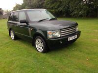Range Rover HSE TD6 Auto