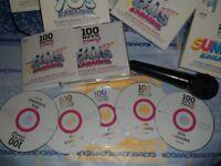 KARAOKE DVD'S