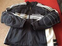 Frank Thomas motor bike jacket XL