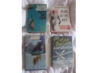 Alistair Maclean Four First editions
