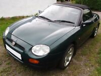 MGF British Racing Green 1996