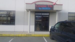 Tile store closing.EVERYTHING must GO