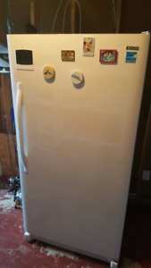 I'm selling my stand-up freezer
