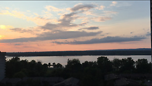 2 Bedroom Condo with Stunning River View - 1100 Ambleside Drive