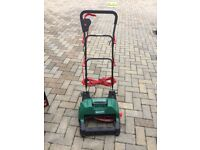 Qualcast cylinder mower