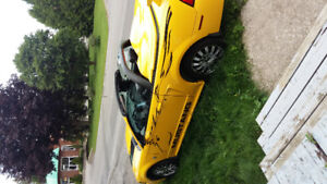 1999 Ford Mustang Cabriolet 35ieme anniversaire
