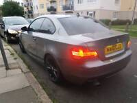 CHEAP BMW 1 SERIES COUPE M-SPORT 118D 2010 FOR QUICK SALE