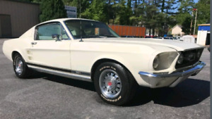 1967 or 1968 Mustang Fastback Wanted