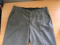 Jack Reid (bhs) smart grey 38r trousers