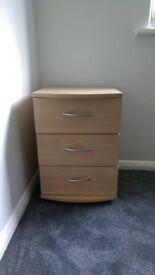 Bedside cabinet...lower price!