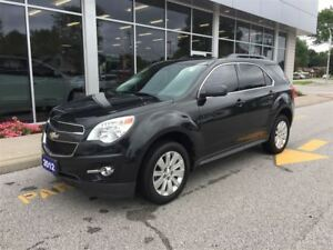 2012 Chevrolet Equinox 1LT Heated Seats Remote Starter