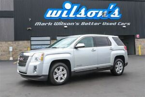 2013 GMC Terrain AWD! REAR CAMERA! BLUETOOTH! $70/WK, 4.74% ZERO