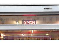 Buffalo LED open sign