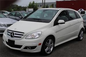 2011 MERCEDES B200, TOIT PANORAMIC, BLUETOOTH, CLEAN CARPROOF