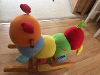 Mamas and Papas rocking toy