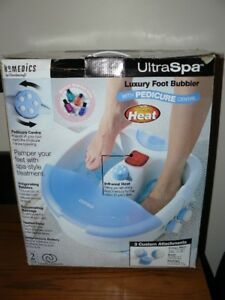 Luxury Foot Spa - With Infrared Heat & Massage - VERY CLEAN