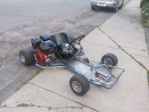 15yr Looking For Place to Drive Go Kart
