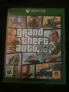 GTA 5 and Assassins Creed Unity Xbox One