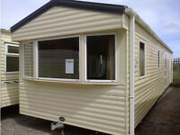 Static caravan ABI Vista 35 x 10 ft / 3 bedrooms