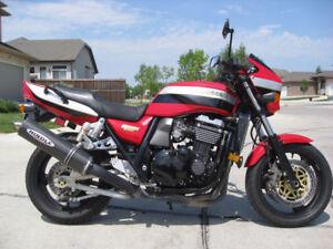 1999 Kawasaki ZRX 1100