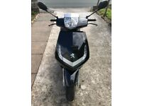 Very low mileage commuting scooter for sale