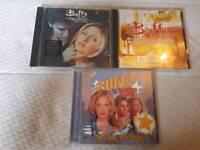 Buffy The Vampire Slayer album collection.
