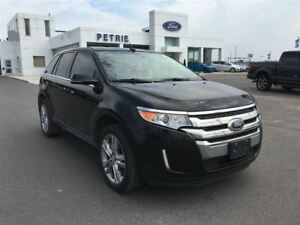 2013 Ford Edge Limited - NAV, HEATED LEATHER, MOONROOF
