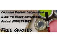 Graham Brown Painter and Decorator