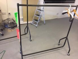 Clothing rails for sale £10