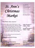 St Ann's Christmas Market