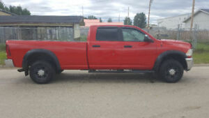 2013 Dodge 3500 Diesel with warranty