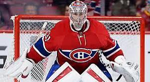 Montreal Canadiens tickets- 10 games - 2017-2018 - Section 320
