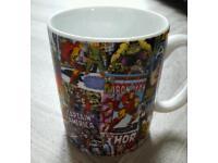 SALE Marvel Mug