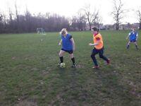 WOMENS BEGINNERS FOOTBALL SESSIONS - LADIES FOOTBALL SOCCER!!!!!! SOCIAL/KEEP FIT/FITNESS/FUN/FUTSAL