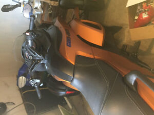 Can Am Spyder 2013