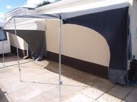 Dorema panorama sun canopy size 900