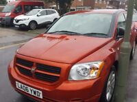 Dodge Caliber 1.8L with MOT and vehicle in great condition