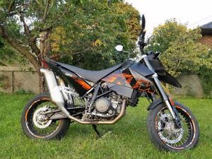 2007 KTM 690 SM - Supermoto