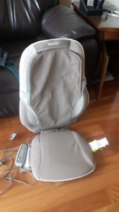 HoMedics Shiatsu MCS-510H Back / Shoulder Massage Chair Cushion