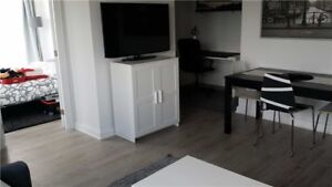 Welcome To Yorkville Plaza! Rarely Offered 1Br+Den