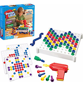 Deal $17 Design & Drill Activity Center Set MINT CONDITION!!