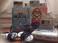 Snes rare collectors edition