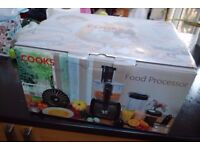 Food Processor - Cooks Professional
