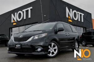 2013 Toyota Sienna SE 8-Pass, Low KMS